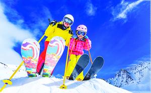 前往南韓滑雪渡假村 來一趟驚險刺激的滑雪之旅(二)