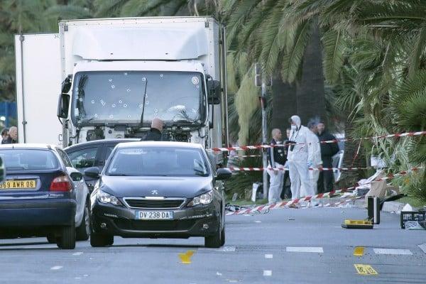 尼斯恐襲凶手曝光 突尼西亞裔有犯罪前科