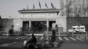 北京平安里41號有神秘「黑匣子」 來電顯示8個零