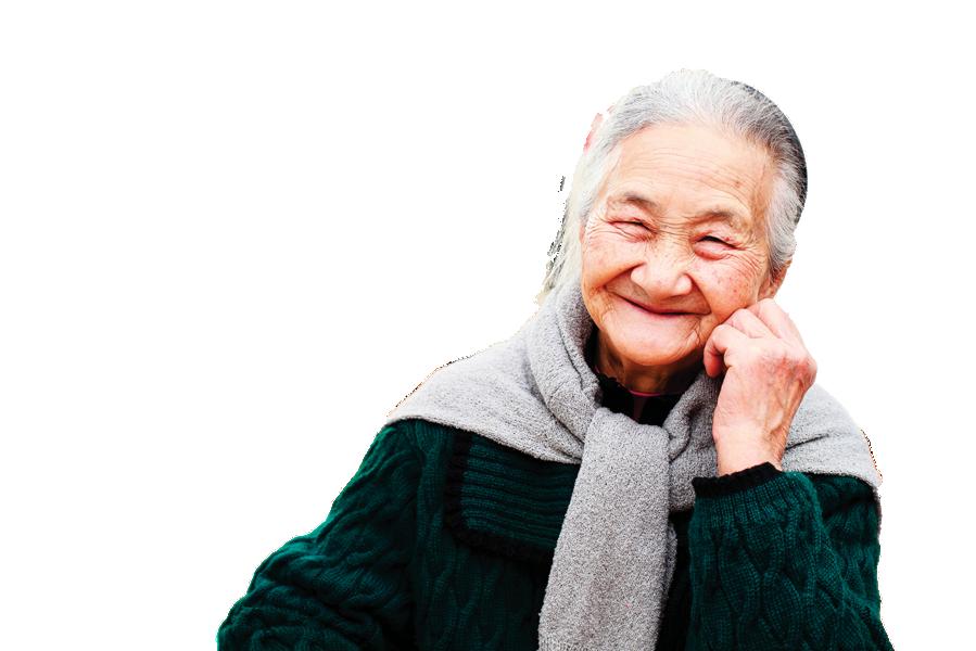 我的祖母(八)