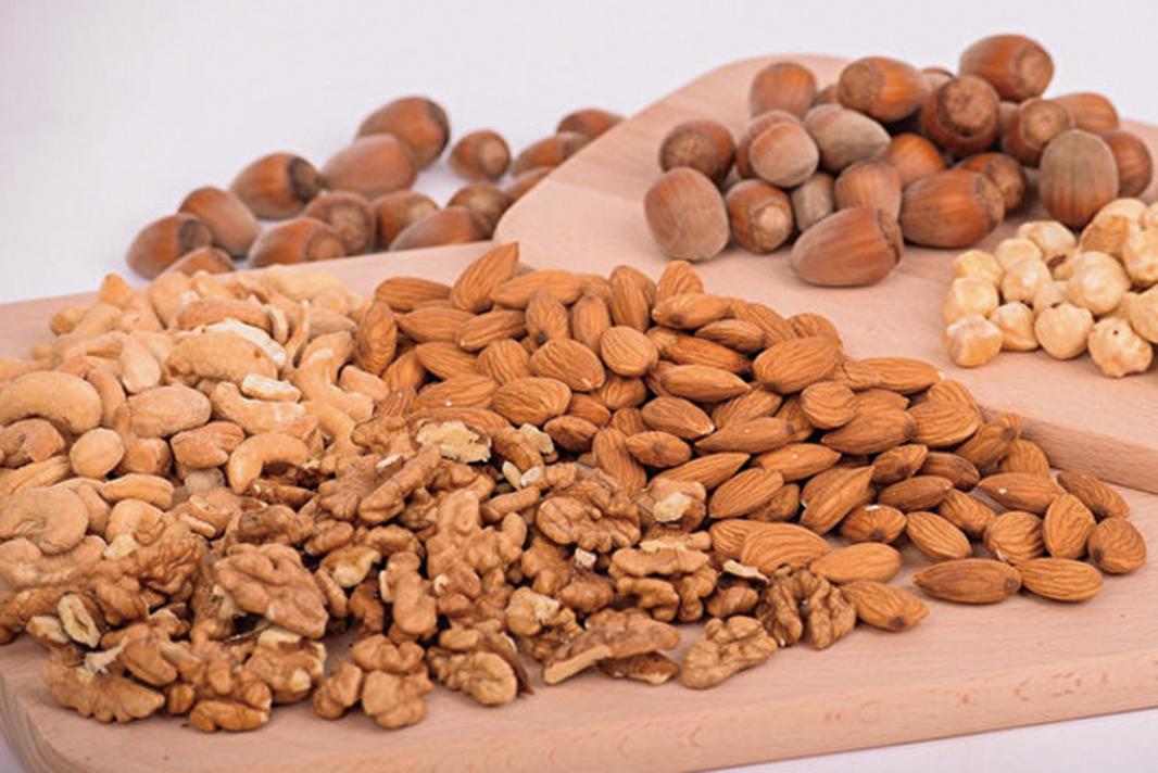 堅果被中國人視為健康食品。據估將成為中美貿易協議中商品之一。(Pixabay)