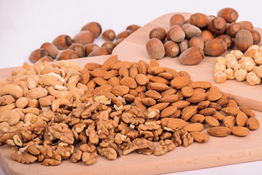 杏仁和腰果或是中國進口的關鍵美國農產品