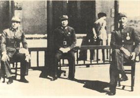 西安事變中的蔣介石(上)