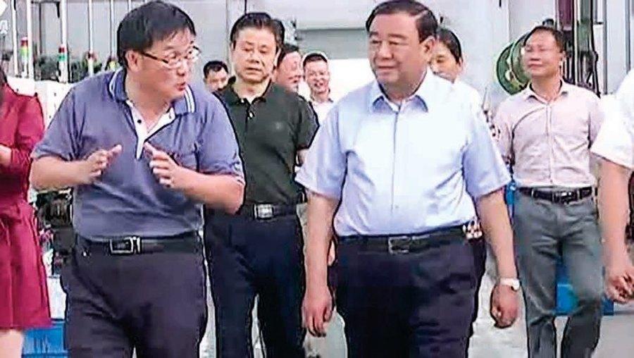 三商人/實名舉報 江西前副省長索賄上億元
