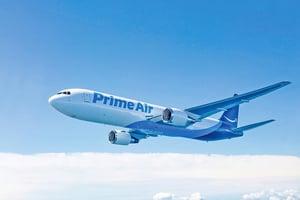 節省郵費亞馬遜自行配送過半包裹 對抗FedEx和UPS 組建貨運飛機和速遞車隊