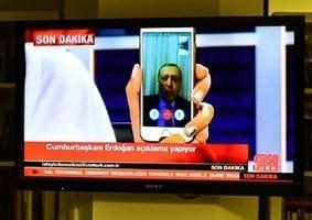 土耳其政變失敗 手機社媒是關鍵