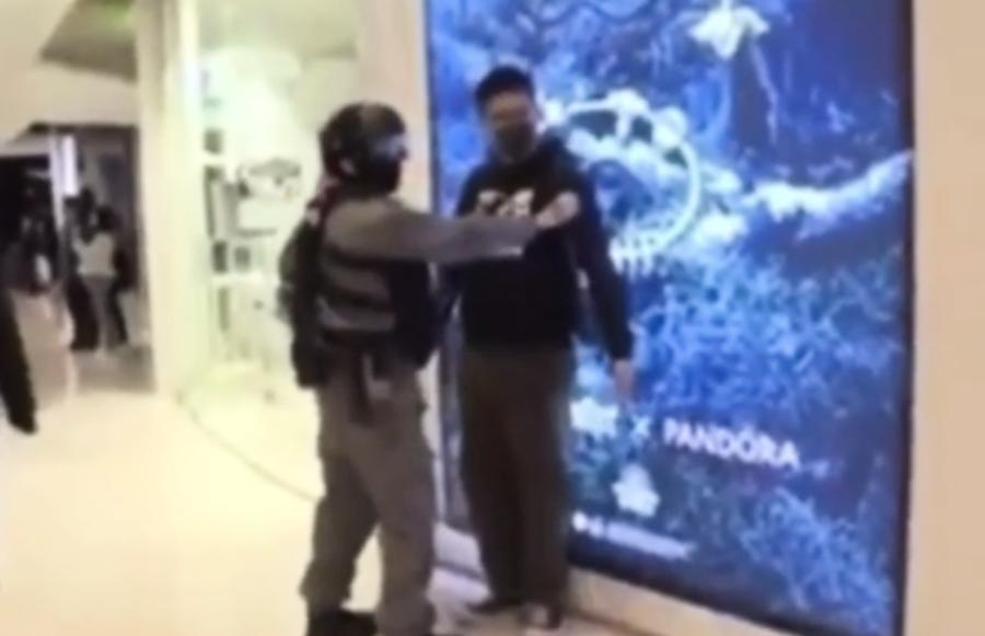 警察絕密文件及網傳影片 反映港警恐慌