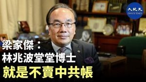 【珍言真語】梁家傑:傳林鄭要推23條 必定激起反抗