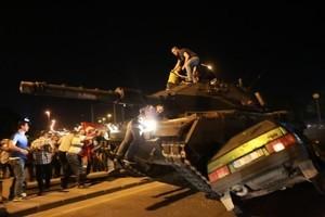 土耳其政變 中共喉舌對相關報道異常低調