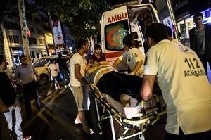 土耳其政變宣告失敗 混亂中交火不斷