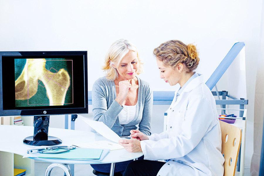 6大因素易致 骨質疏鬆 中醫談補鈣常見迷思