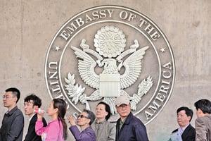 美國嚴控簽證 替中共效命者要三思