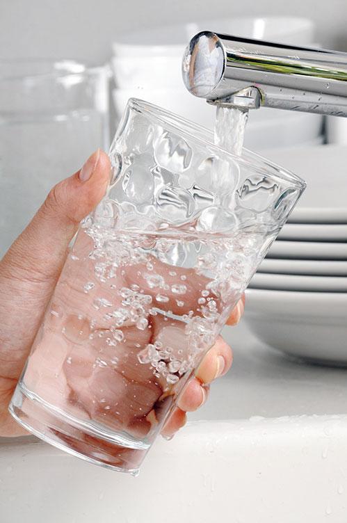 自來水中含氟對牙齒有保護作用