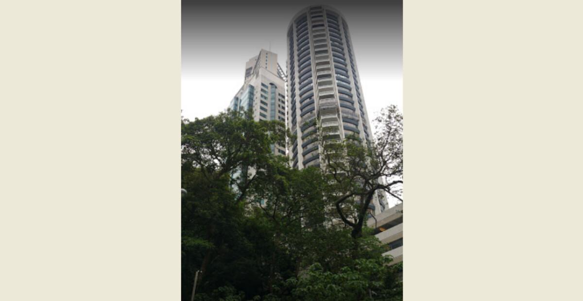 圖為香港中區地利根德里世紀大廈。(圖片來源:公有領域)