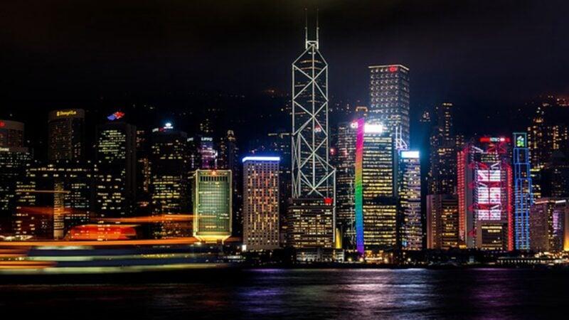 拆字「香港」解讀反送中 共產黨遇剋星
