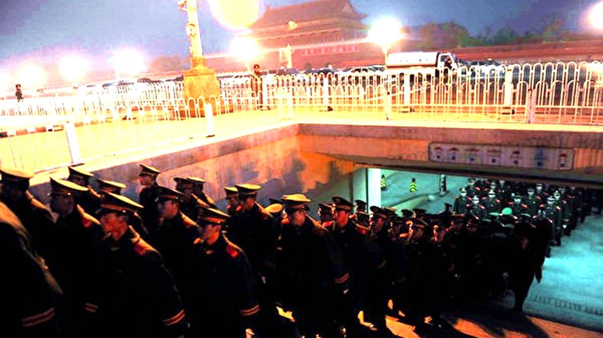 國際社會和中國民眾應該為中共垮台做哪些準備?示意圖(Getty Images)