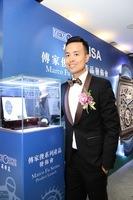 「桌球神奇小子」傅家俊變身陀飛輪名錶設計師