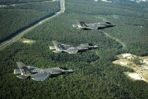 美閃電Ⅱ戰機戰力強大 多國空軍想要擁有