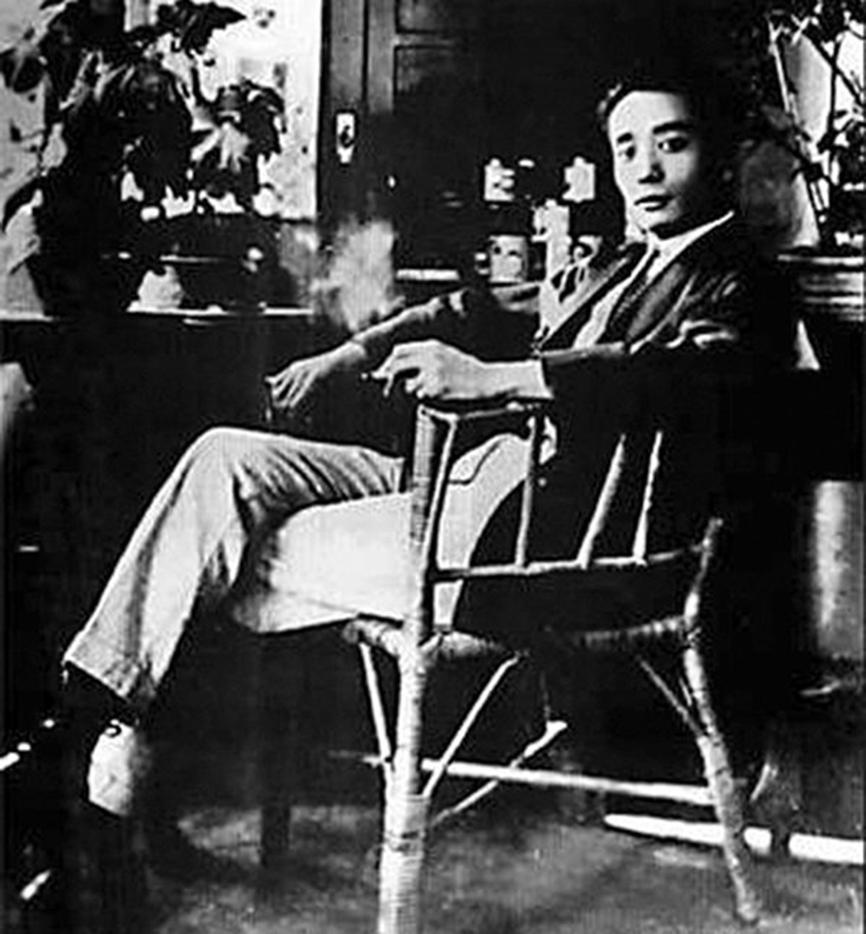 1931年,洪揚生是顧順章(如圖)一家滅門案的行刑者,親手處死了顧順章的妻子。(網絡圖片)
