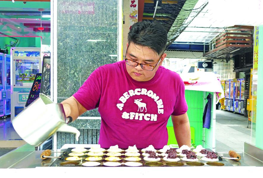 台灣的美食記憶 傳統大餅vs.車輪餅