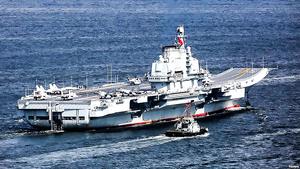 .台灣大選在即 中共再派航母武嚇