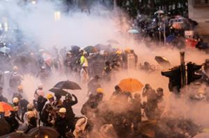 歷史即將翻過新的一頁 看香港抗爭者的創傷