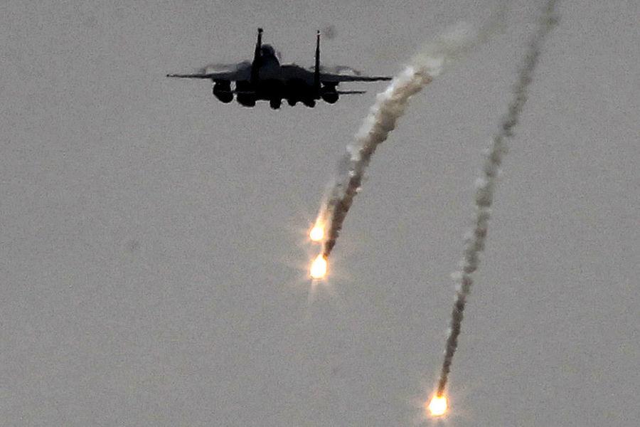 伊拉克基地遭攻擊 美軍鎖定「真主黨旅」發動空襲