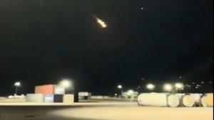 火球從天降 關島民眾擔心北韓「送禮」來
