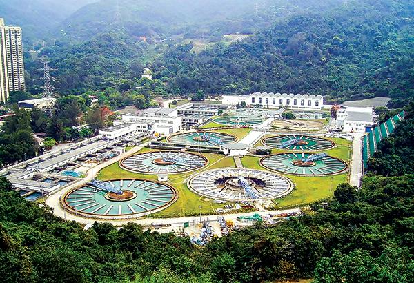 香港水源是否完全依賴大陸