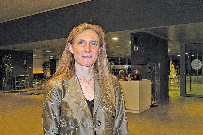 Diletta Frescobaldi女侯爵(麥蕾/大紀元)
