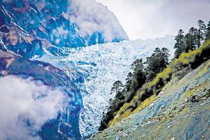 中國八千多冰川消失