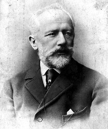 俄羅斯浪漫派作曲家彼得伊里奇柴可夫斯基。(公有領域)