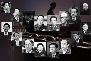 中共百名高官迫害法輪功遭報實錄(7)中南六省