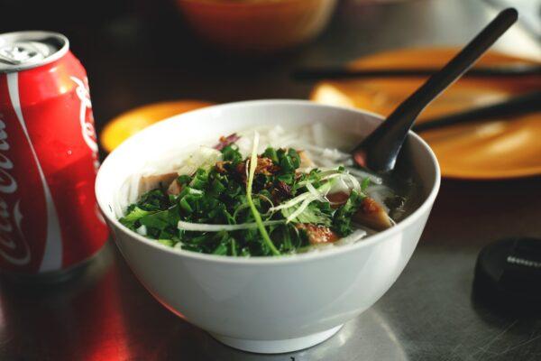 Uber Eats 預測2020年喜歡吃越南河粉等亞洲食品的人會大大增加。(Pixabay)