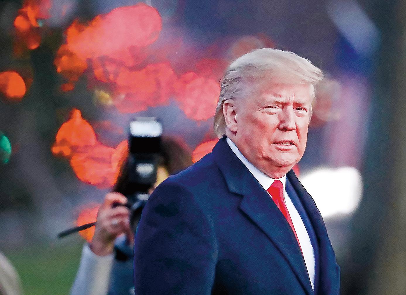 特朗普將赴中談第二階段協議(Getty Images)