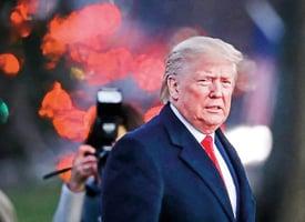 特朗普2020發力 文武兩道 增兵伊拉克 中美簽協議