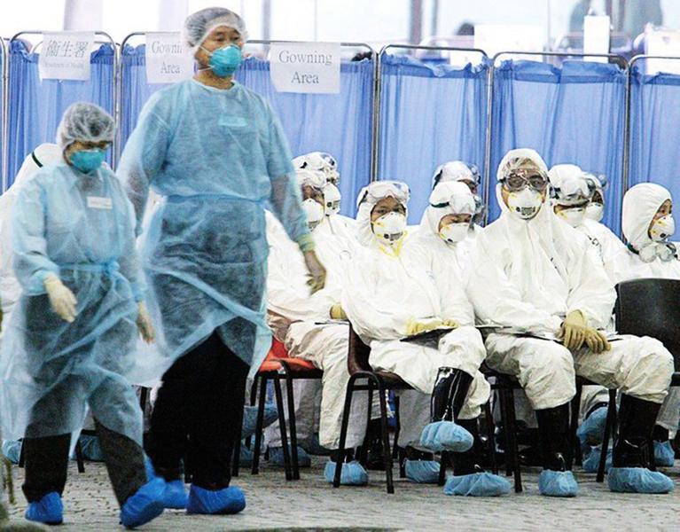 SARS或鼠疫  武漢爆不明肺炎27例