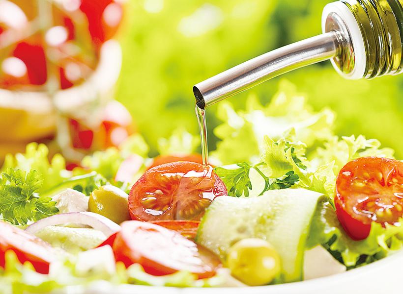 吃對蔬果黃金組合養生功效倍增