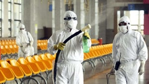 武漢肺炎擴散 香港啟動「嚴重」等級