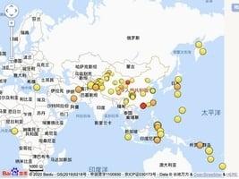 本港發生3.4級地震 40年來最強