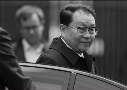 江派醜聞不斷被曝光 李長春承認瀆職