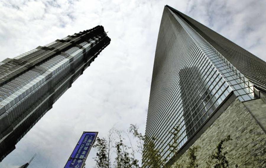 陸一線城市寫字樓  空置率創十年新高