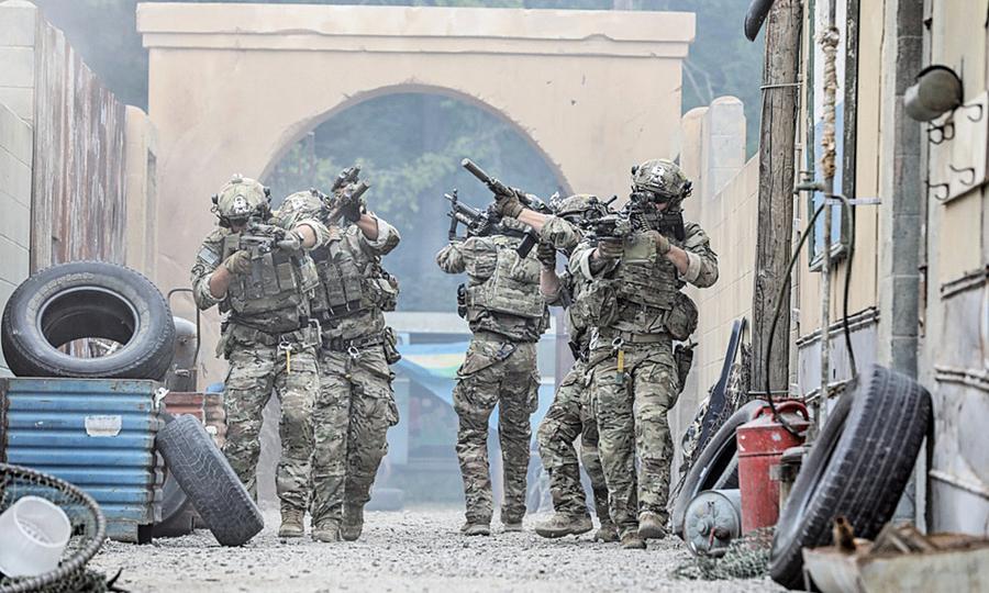 擅長斬首行動 美特種部隊被派往中東