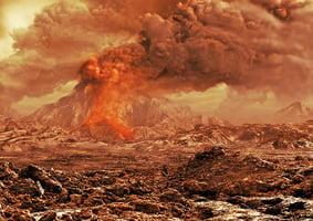 金星上或有剛噴發的活火山