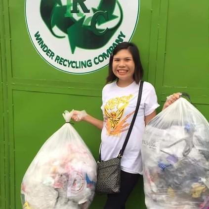 減少垃圾,變廢為寶,造福社會是Winder公司的宗旨。(網絡圖片)