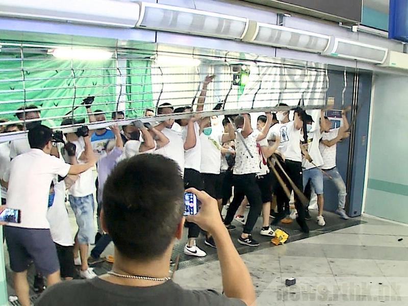 元朗區議會黃偉賢當選主席 成立工作小組調查721襲擊