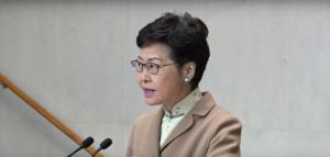 林鄭:本周修例新型傳染病須呈報  郭家麒:修例要有標準 批港府不作為