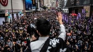 香港區議會首次會議 民主派料拿17區正副主席