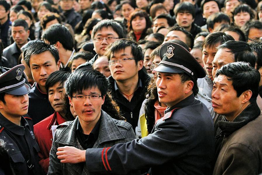 失業潮席捲大陸 學者:估2020兩千萬人失業