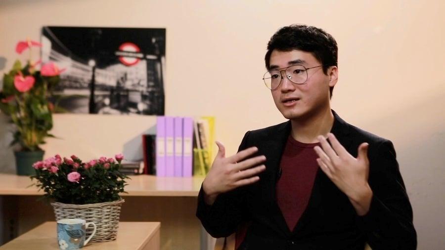 獨家專訪鄭文傑(2) 艱難抉擇終站出:若向中共屈服 會後悔一生